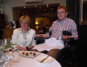 Fine dining at the Prithvi Indian Restaurant in Cheltenham