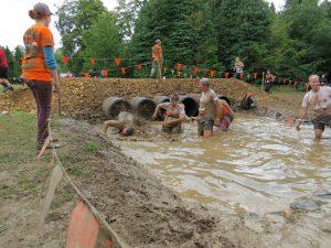 Mud Bath!